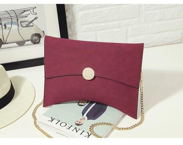 Women Envelope Clutch Bag 2