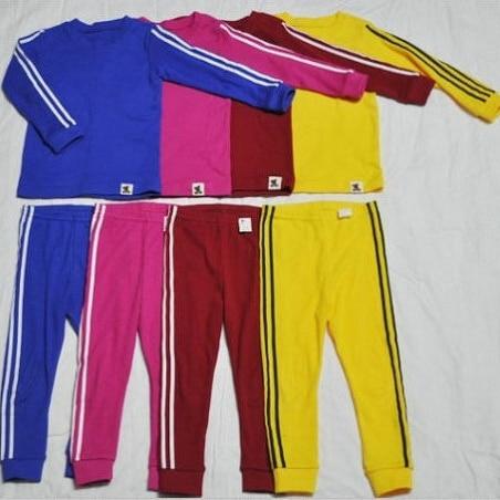 Baby Pajamas Children Sleepwear Girls And Boys Infant Long Sleeve