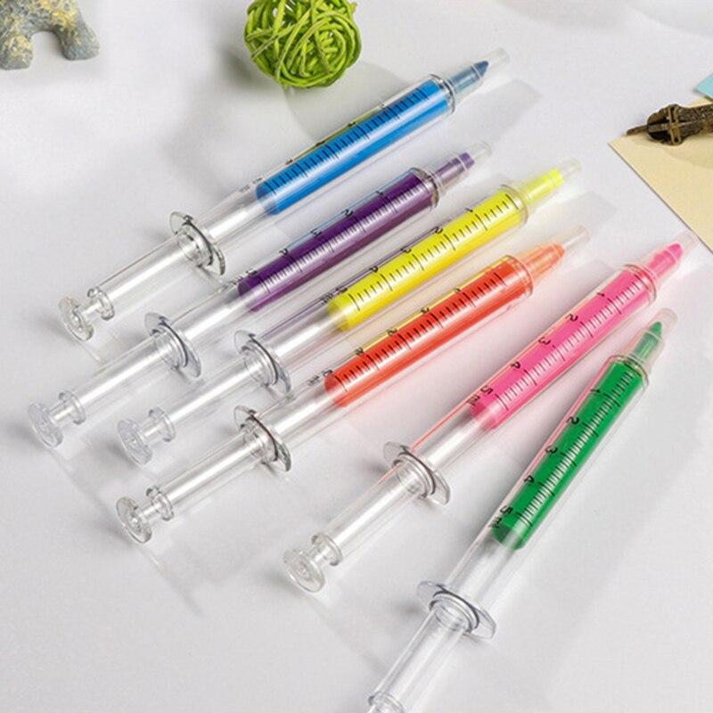 1 Set 24//36//48 Colors Colorful Neuter Pen Gel Pen Refills DIY Painting Supplies