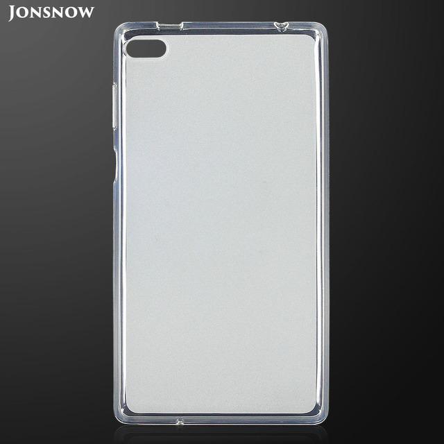JONSNOW Case for Lenovo Tab 7 Essential TB-7304 TB 7304F 7304X Pudding Anti  Skid TPU Soft Silicone Tablet Protective Cover
