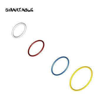 Smartable técnica banda de goma 1x1 2x2 3x3 4x4x3 4x4 5x5 bloque parte juguete x71 x37 x89 x90 Compatible con todas las marcas 85544 20 unids/lote