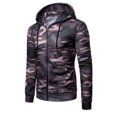 Hoodies Men 2019 Fashion Hoodies Brand Men Camouflage Printed Sweatshirt Male Hoody Tracksuit Hip Hop Autumn Winter Hoodie Mens все цены