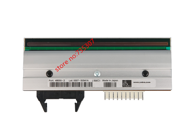 new original 140xi3 plus printhead 140xilll print head G48000M for 203dpi 140xi3 plus barcode printerprint headprinter headprinter print head -