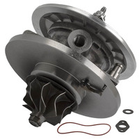 Para audi ford seat volkswagen 1.9tdi 713673 cartucho turbocompressor para skoda octavia 1.9tdi 115hp 85kw 110hp 81kw auy ajm   -