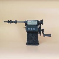 NZ-1 دليل لف لفائف العد آلة ثنائي الغرض اليد تعرج آلة اللفاف freeshipping بواسطة اكسبرس