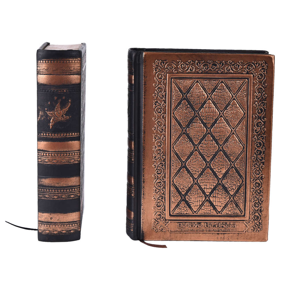 1 pc Retro Vintage Journal Notebook Leather Blank Sketchbook Paper Hard Cover Agenda diary journal office school supplies maritime travel log classic vintage retro classic pu leather blank pages copper plated sea anchor and straps sketchbook notebook