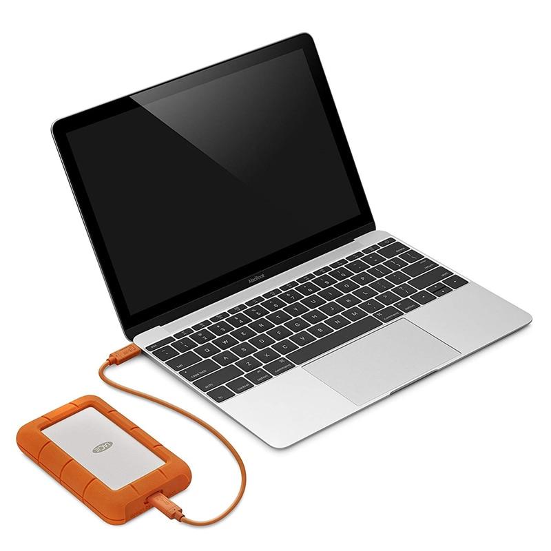 Seagate LaCie Rugged 1TB 2TB 4TB 5TB USB-C and USB 3.0 Portable Hard Drive 2.5 External HDD for PC LaptopSeagate LaCie Rugged 1TB 2TB 4TB 5TB USB-C and USB 3.0 Portable Hard Drive 2.5 External HDD for PC Laptop