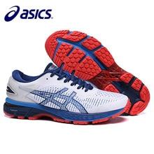 Новинка 2019 года ASICS Gel Kayano 25 для мужчин's спортивная обувь Asics мужская спортивная обувь для бега обувь кроссовки гель Kayano 25 мужчин s