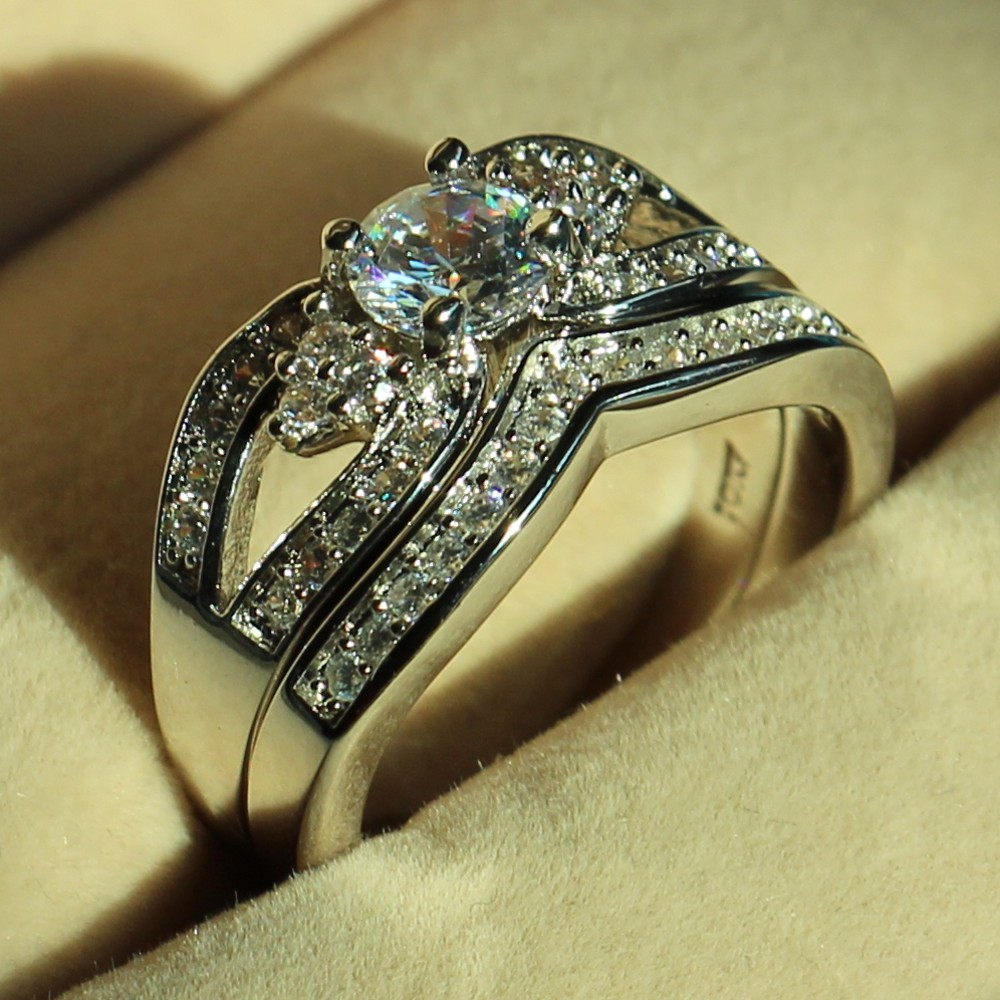 birthstone wedding rings New Multi Color Birthstone Navratna Men s Wedding Ring in Sterling Silver