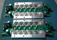 Gold seal P500 rear power amplifier board, refer to German Sike MBL and other high power class A{Two pieces}