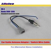 For Honda Accord CRV Civic Insight Odyssey Fit FR Jazz Car Radio Antenna Adapter Aftermarket Stereo