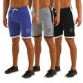 Homens de alta Qualidade Calções De Fitness Musculação Calças Curtas Dos Homens Profissional Suspiro Ouros Marca Tamanho Grande