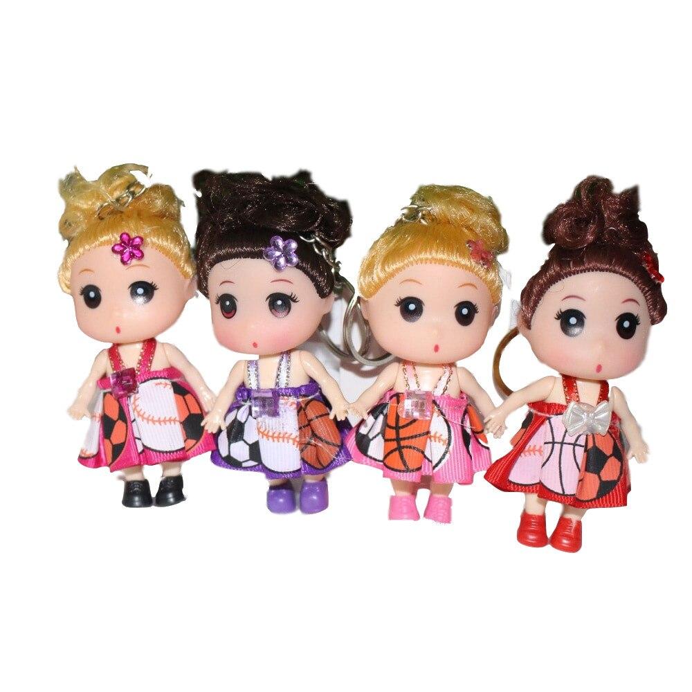 Flower Fairy Princess 1/12 Bjd Sd Dolls Fullset Option Girls Boys Doll Toys Shop Dollhouse Silicone Furniture Toys & Hobbies