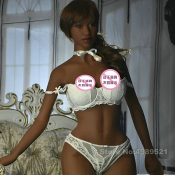 hot selling African  black doll 165cm High Quality Real Life Size Big Breast Sex Dolls With Artificial Vagina Real Pussy For Man