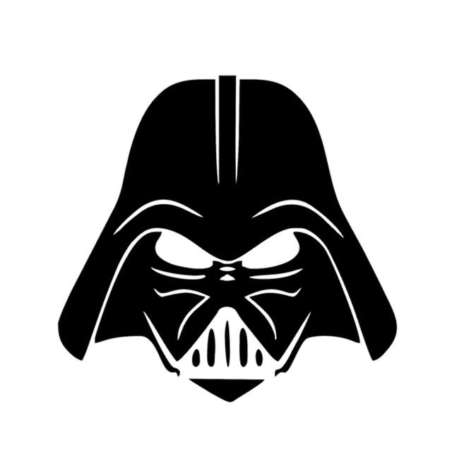 Darth Vader Laptop Van vinyl aufkleber auto fenster grafik ...
