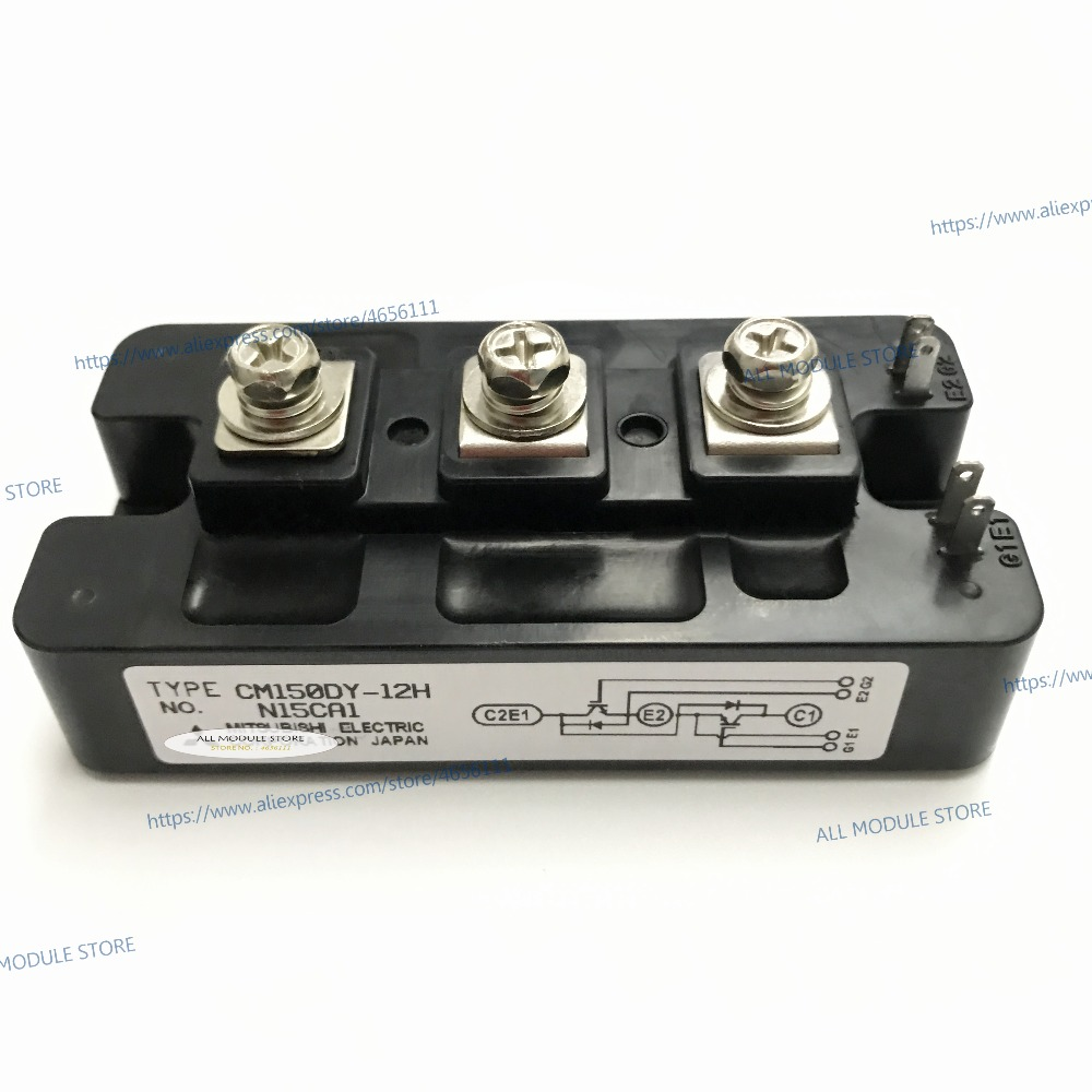 CM150DY-12H FREE SHIPPING NEW  IGBT MODULE