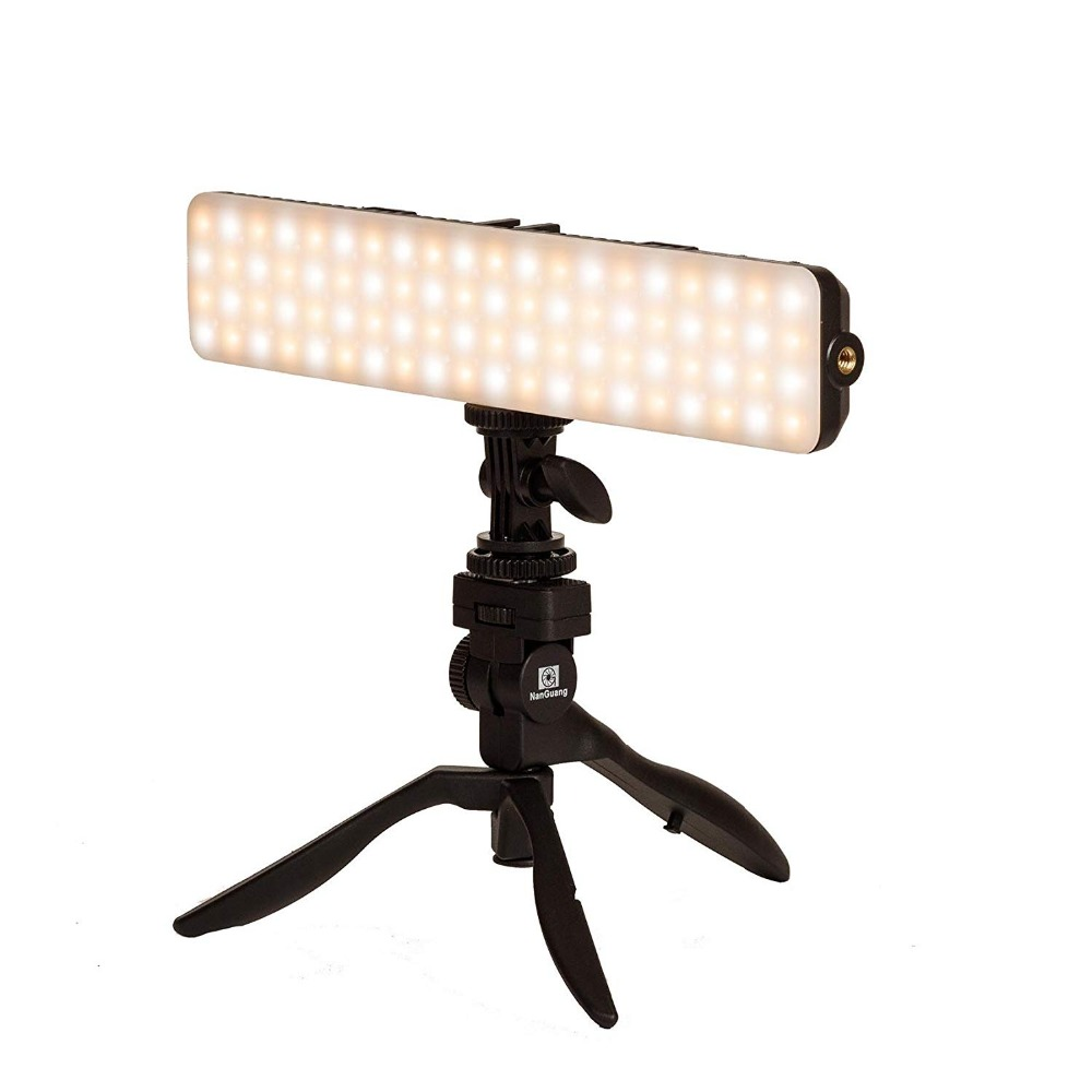 Nanguang CN-T80C Portable LED Photo Light for confined spaces [NGCNT80C]