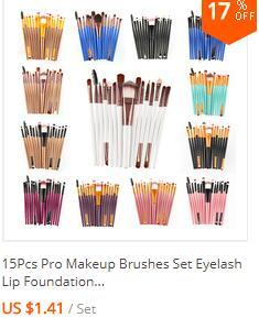 Professional Beauty Cosmetics Makeup Set Fashion Face Concealer Contour Platte+24pcs Pro Make up Brushes+1 Cosmetic Puff+1 bag