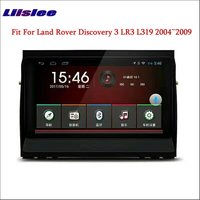 Liislee Car Android Multimedia For Land Rover Freelander 3 LR3 Car Radio BT Stereo GPS Map Navi Navigation System No DVD Player