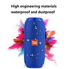 Portable Intelligent Wireless Bluetooth Speaker Waterproof Outdoor Multifunctional Stereo Bluetooth