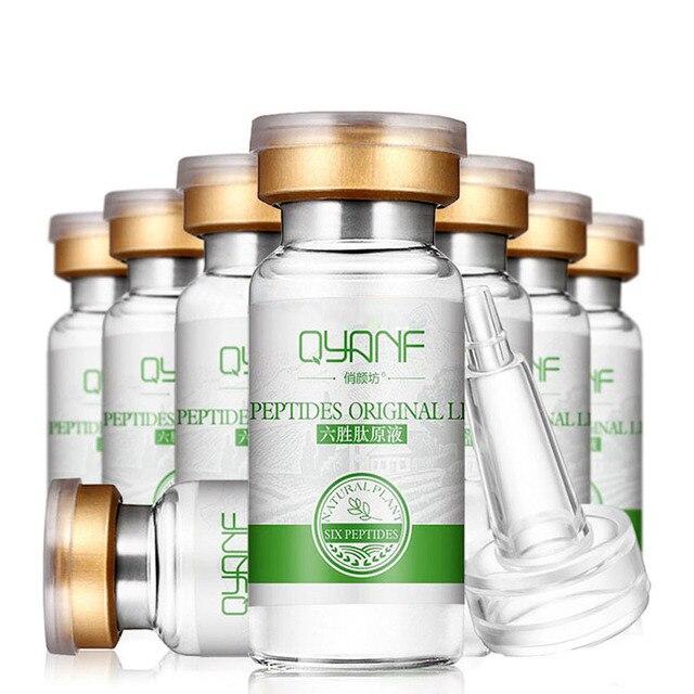 Six Peptides Essence Anti Wrinkles Face Serum
