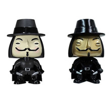 Funko POP  V for Vendetta Figure Movie Model with Original BoxVinyl Action Figures Collectible Model Toys Gifts 2F46 стоимость