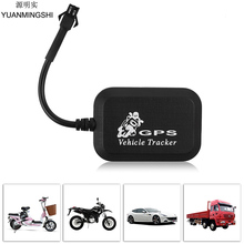 YUANMINGSHI GPS Car Motorcycle Tracker Cars Mini GPS Tracker Vehicle Car Bike Anti-theft Realtime Remote Control Tracking GPS