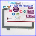 Original New 9'' inch Tablet Capacitive Touch Screen Replacement For TurboPad 912 Digitizer External screen Sensor Free Shipping