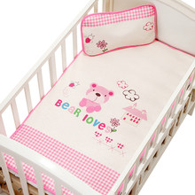 Baby Summer Sleeping Ice Silk Fiber Infant Crib Mat Mattress Breathable Cool Washable Newborn Toddler Bed Under Pad Infant Child(China)