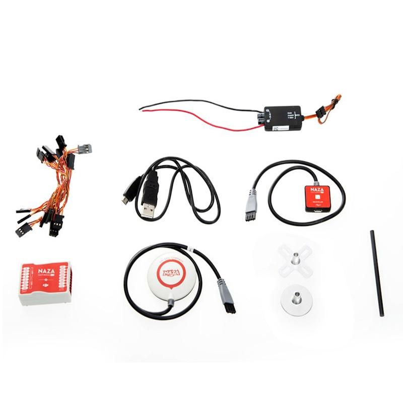 D'origine DJI Naza M Lite Contrôleur de Vol Naza m Lite avec PMU Puissance Module GPS Combo Multi rotor F450 f550 Lutte Contre la Mouche Combo-in Kits d'accessoires pour drones from Electronique    1