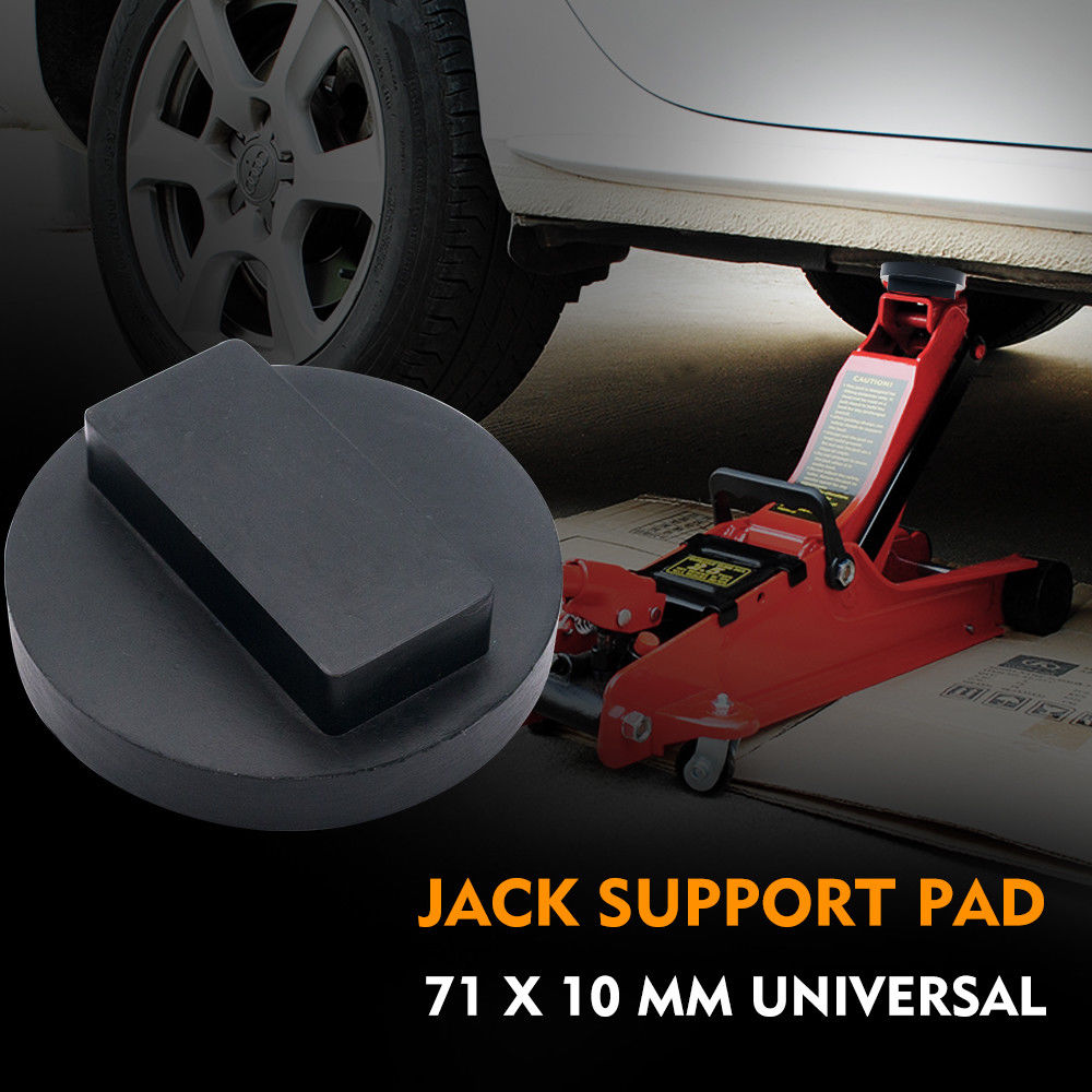 Jack Pad Car Enhanced Frame Rail Floor Jack Support Rubber Pad Adapter for Mercedes-Benz