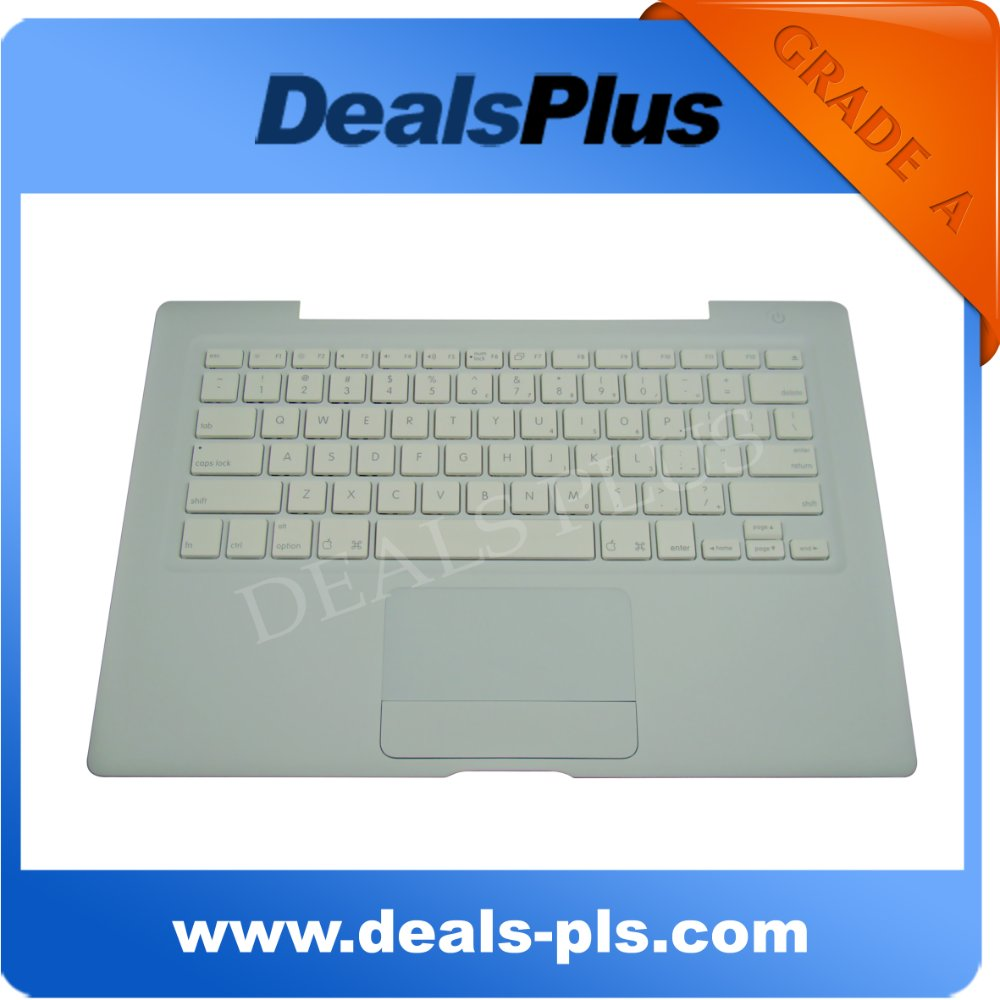 A1181 Top Case & Touchpad & US keyboard White FITS MacBook 13