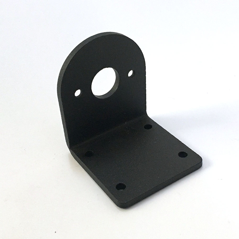 EBOWAN 555 550 545 540 5 Series Motor Base Mounting Bracket Holder Seat Aluminum fixed Fram for DC Motor