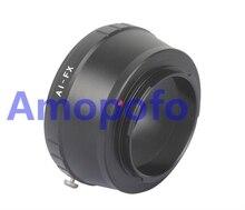 Amopofo,AI-FX Adapter for Nikon F Lens to Fuji X-mount XF XC E2 M1 A1 Digicam AI-FX
