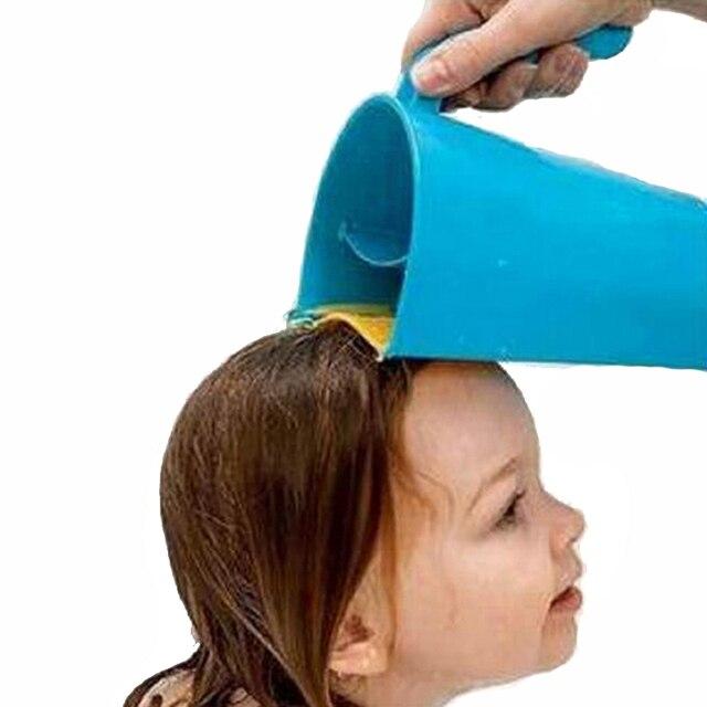 Haare waschen dusche