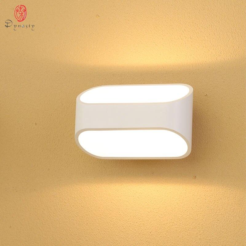 Moderne aluminijaste LED stenske svetilke 5W modna jedilnica - Notranja razsvetljava - Fotografija 2