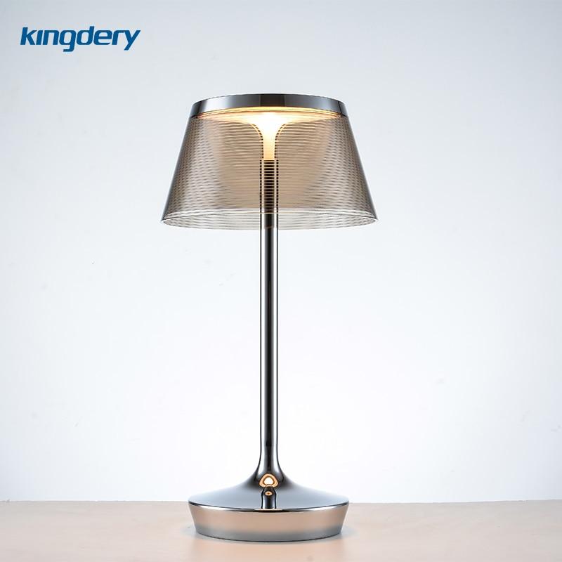 Original italien designer LED lampe de bureau lampe de chevet étude chambre décoration lampe