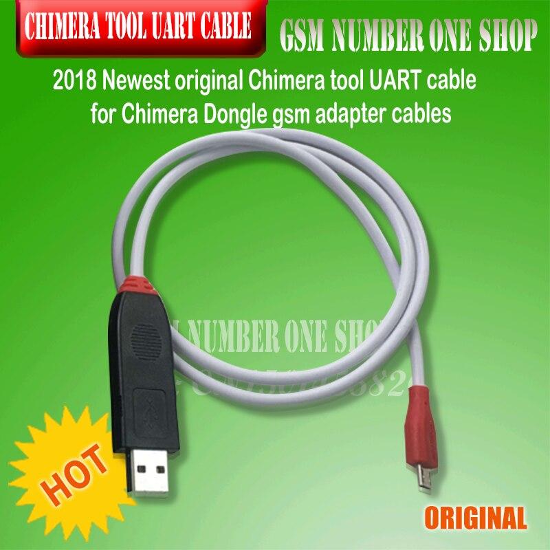 Câble d'uart d'outil de chimère pour le Dongle de chimère