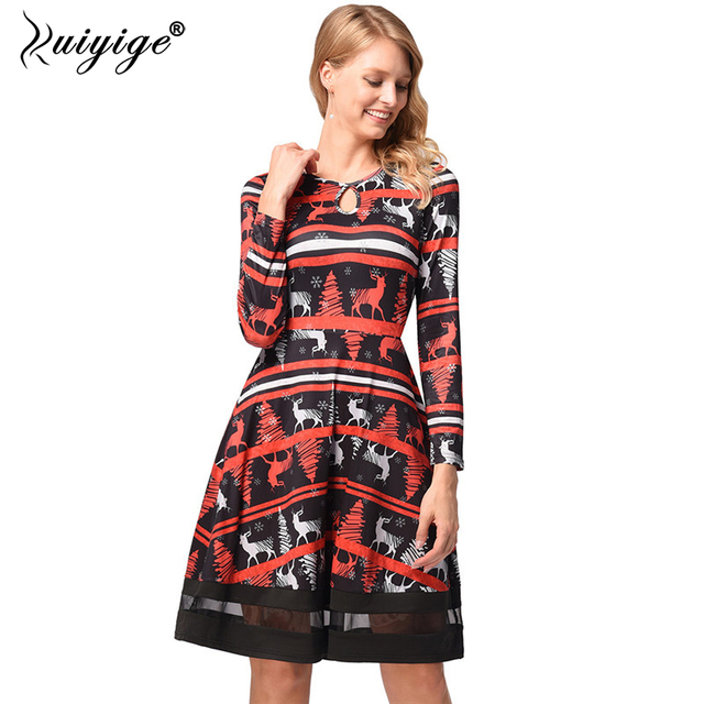 Christmas Tunic Dress
