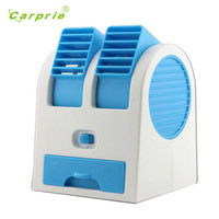 Carprie New Portable Mini USB Air Conditioner Cooler Fan Rechargeable For Outdoor Desktop 17Jun22 Dropshipping