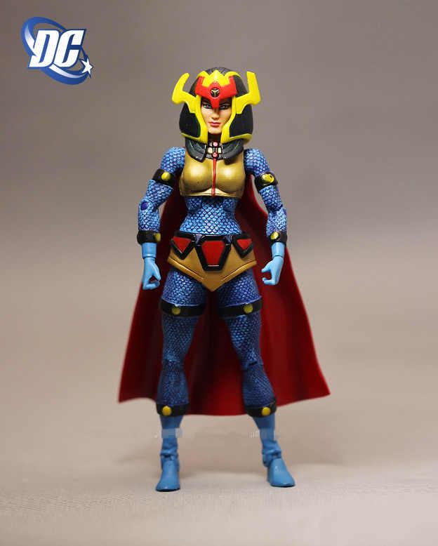 DC Collectibles การ์ตูน 6 ''DC Universe Big Barda Mister Miracle นักรบ PVC รุ่นเด็กของเล่นสต็อก