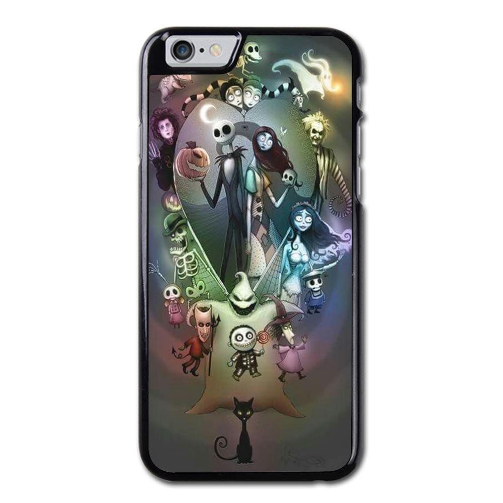 iphone 6 case tim burton