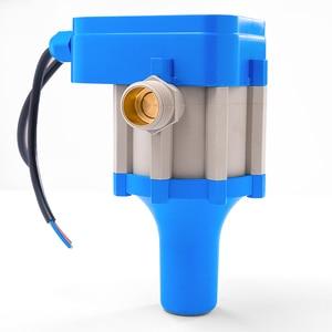 Image 5 - Water Pump Adjustable Pressure Sensor Switch Automatic Booster Regulator Water Shortage Protection Level Controller 1.5bar Start