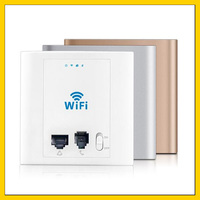 LF PW300P 48V 300Mbps inwall wifi ap access point