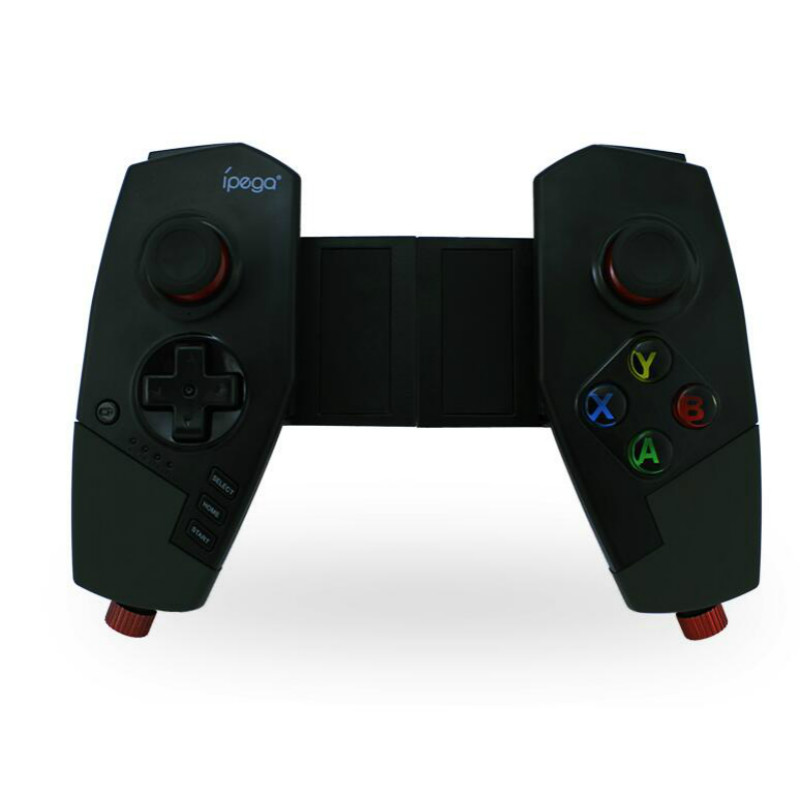 IPEGA PG 9055 PG 9055 Wireless Bluetooth Game Controller Joystick with Stretch Bracket for iOS ipad
