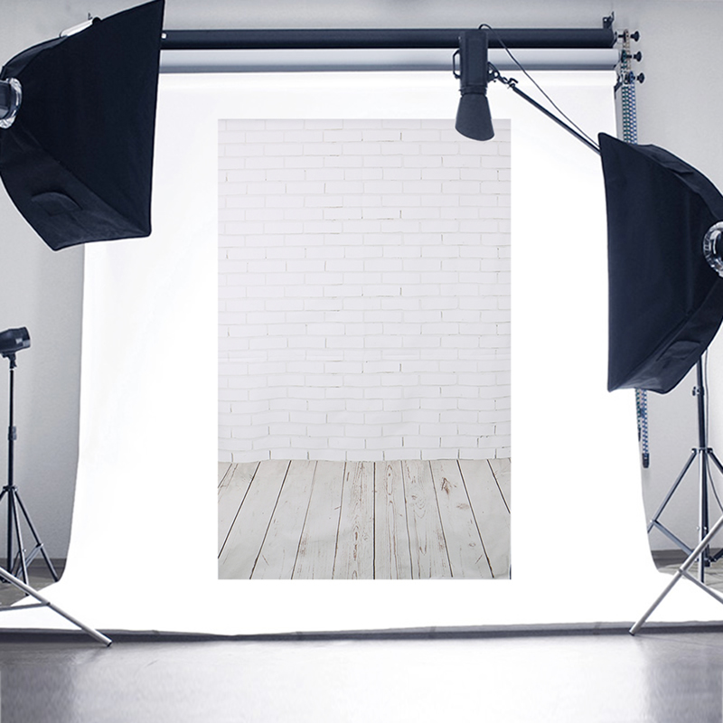 Vinyl Photography Backdrops Modern Brick Wall Background For Studio Props 3x5ft