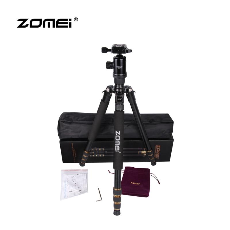 ZOMEI DSLR Gorillapod Tripe Tripod For Camera Stand Aluminum Alloy For Canon Nikon SONY Olympus Pentax