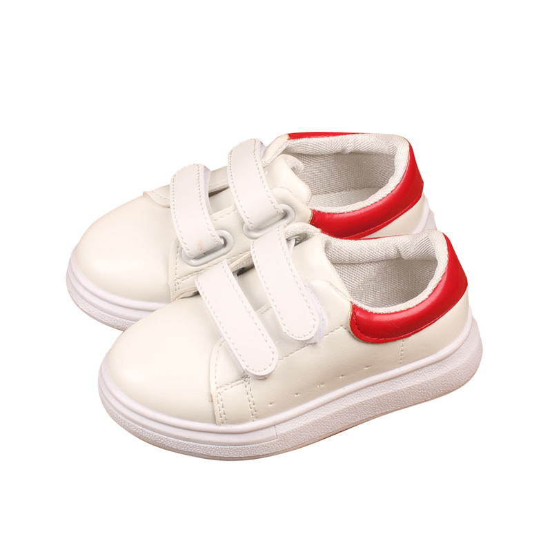Kids Sport Shoes Casual Fashion Solid Color Children Boys Sneakers Spring Autumn Girls Student Running Shoes 3 Colors