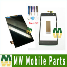 1PC /Lot High Quality For Explay Vega LCD Screen Display Screen And Touch Screen  Replacement with tools+tape