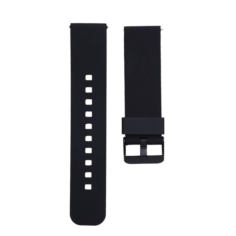 22 мм спорт силиконовые часы группы ремешок для Samsung Galaxy Шестерни S3 классический SM-R770 S3 Frontier SM-R760 sm-r765 ремешок для часов
